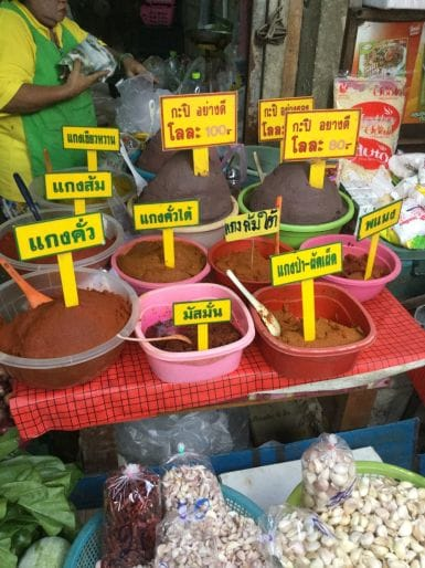 Thailandia-Paolo-Griffa-Maeklong-Railway-Market-condimenti
