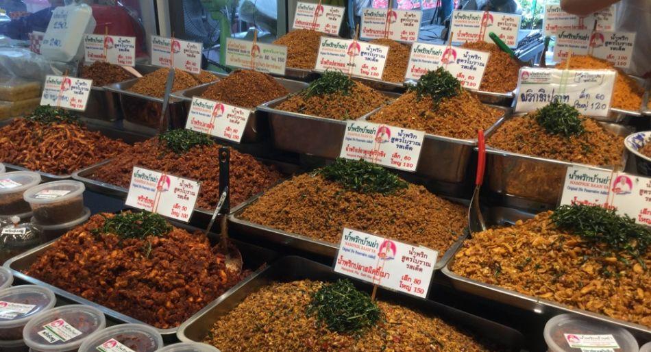 Bangkok Or-Tor-Kor-Market