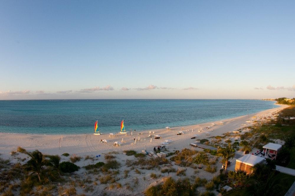 Turks e Caicos Grace Bay Beach