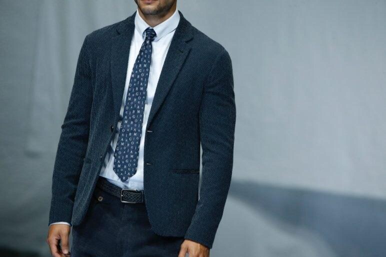 Giorgio Armani - Details - Milan Men's Fashion Week Spring/Summer 2019