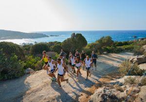 Tre gare di corsa al mare in Italia
