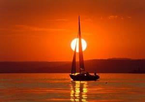 Pasqua sul lago di Costanza