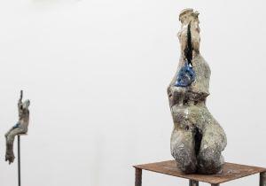 Stefania Pennacchio, opere in ceramica in mostra