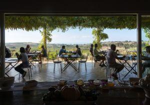 Ricette di primavera, al wine resort