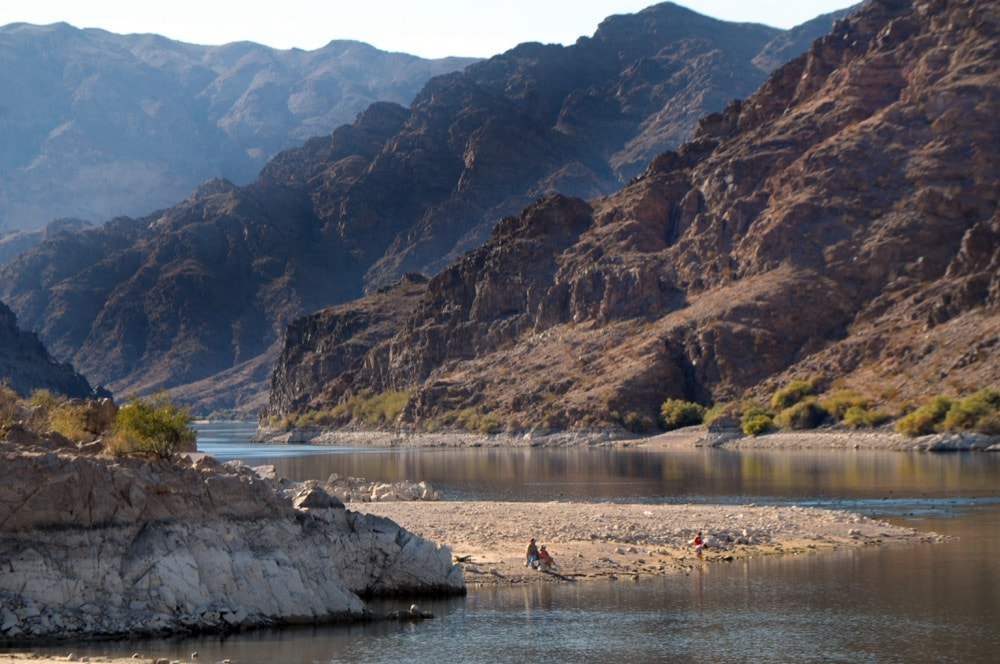 Lake Mead, Willow Beach, Black Canyon
