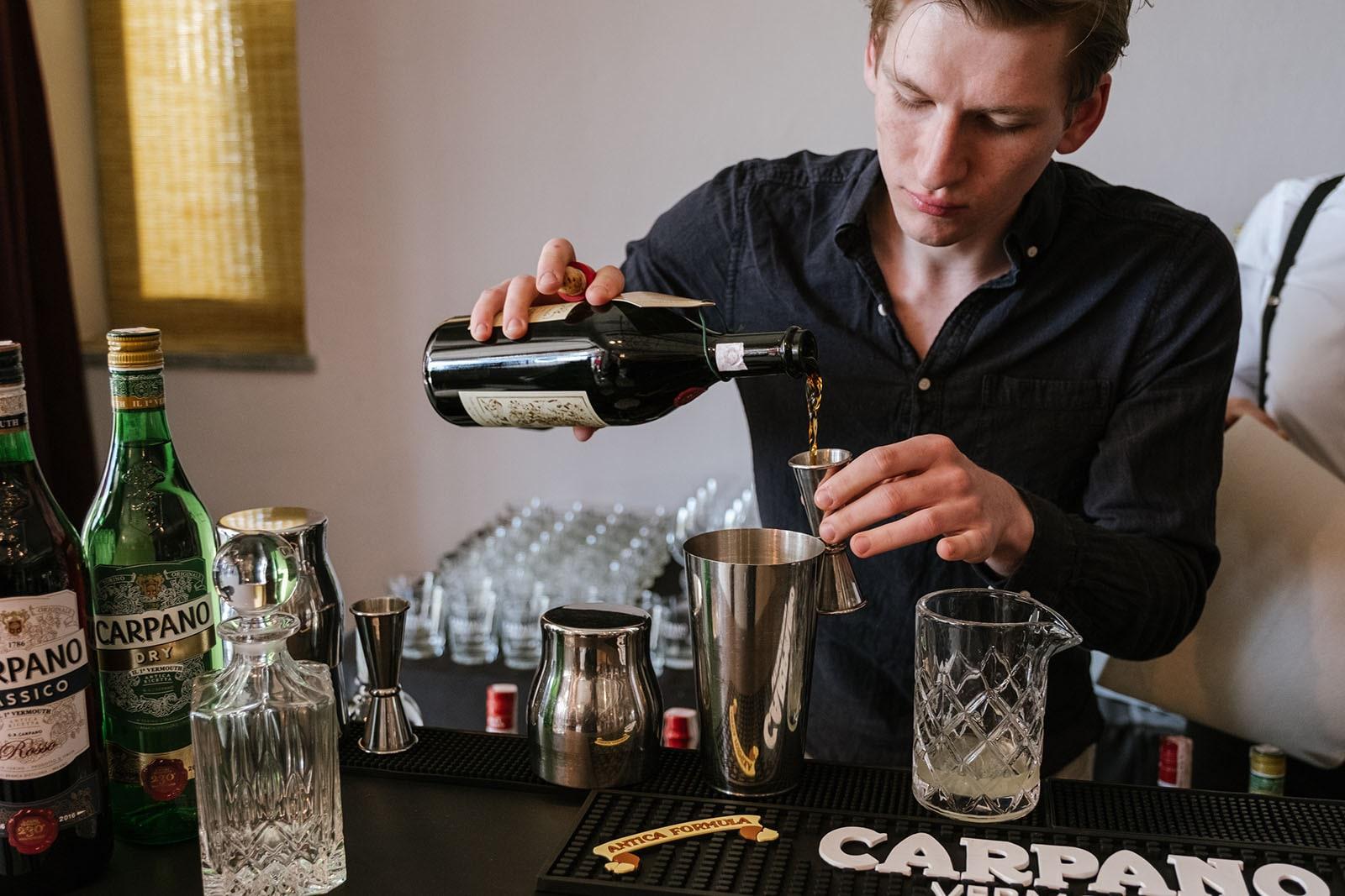 Vermouth, Carpano