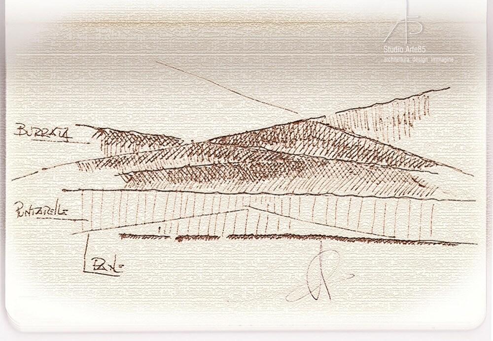 02_disegno_Frammenti di luoghi_Studio Arte 85