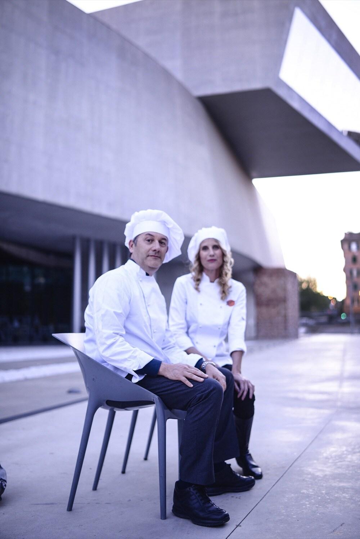 04_Franco Bernardini Architetto è stato premiato con il dessert In-Bilico_credits Giovanna Onofri