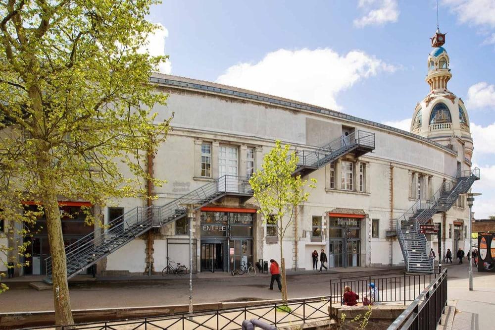 Città Nantes Le lieu unique
