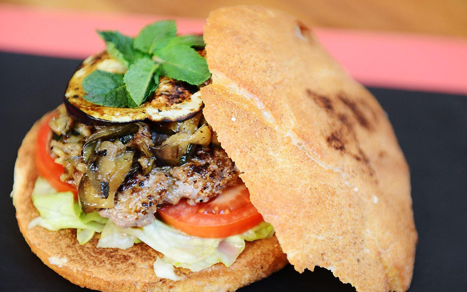 Fassoneria, Torino, hamburger