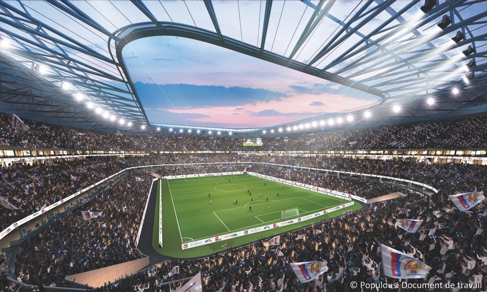 EURO 2016 stadio LIONE