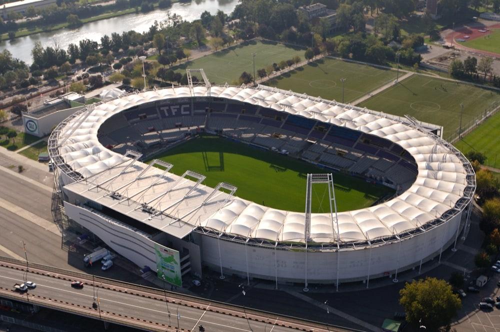 EURO 2016 stadio TOLOSA