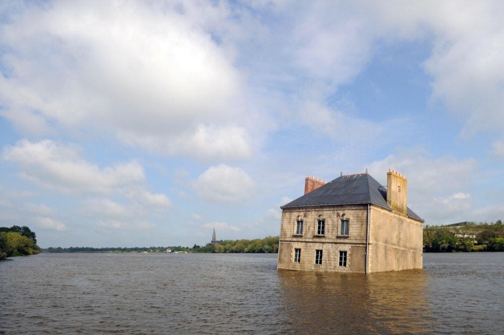 Estuario Nantes Saint-Nazaire La maison dans la loire