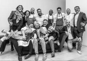 Catering: dieci grandi chef firmano quello gourmet