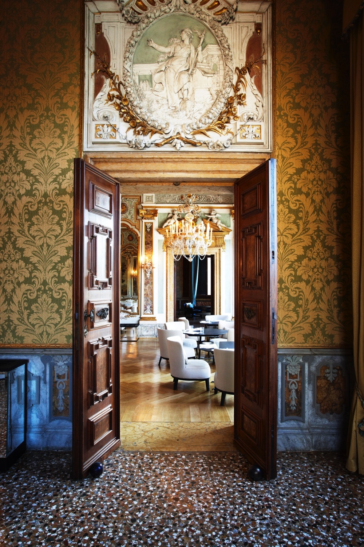 Aman Canal Grande Venice - Piano Nobile Dining Room