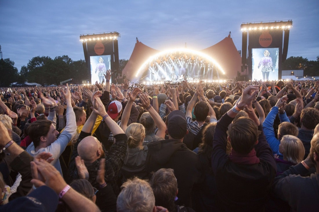 DENMARK-MUSIC-FESTIVAL