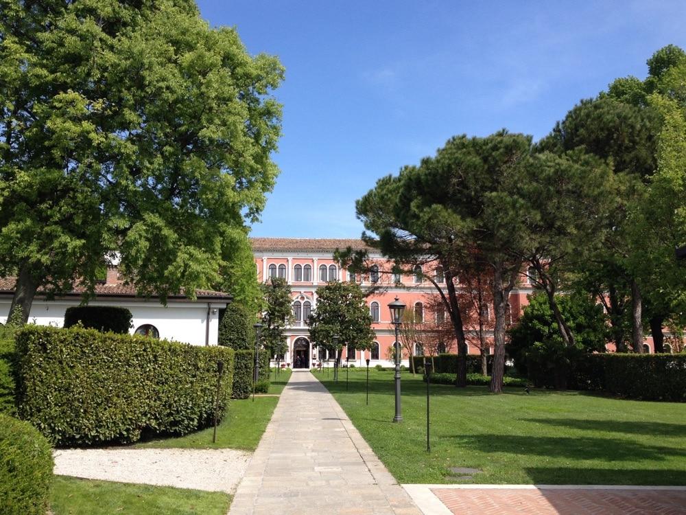 San Clemente Palace giardini
