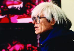 Maria Mulas fotografa Andy Warhol