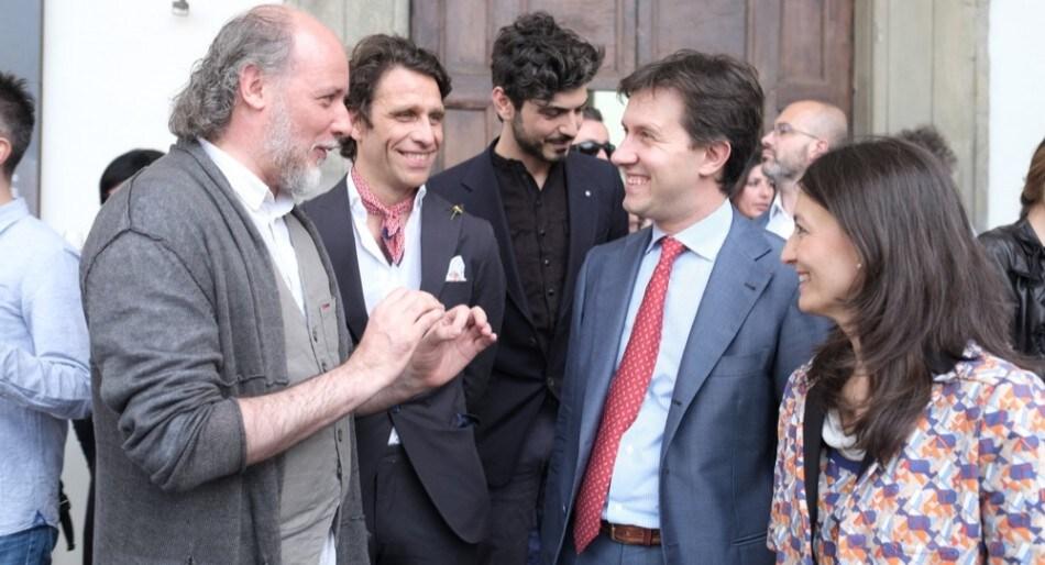 BONOTTOEDITIONS_ Giovanni Bonotto, Cristiano Seganfredo, Dario Nardella, Valentina Genzini_Colonne Verbali_Museo 900 Firenze.jpg