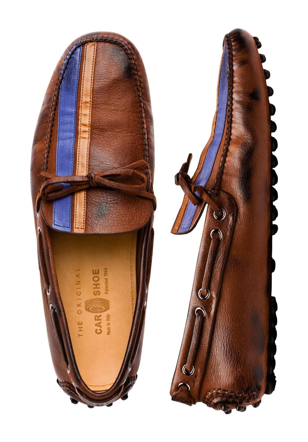 Car Shoe preview Uomo PE17 capra antic brown
