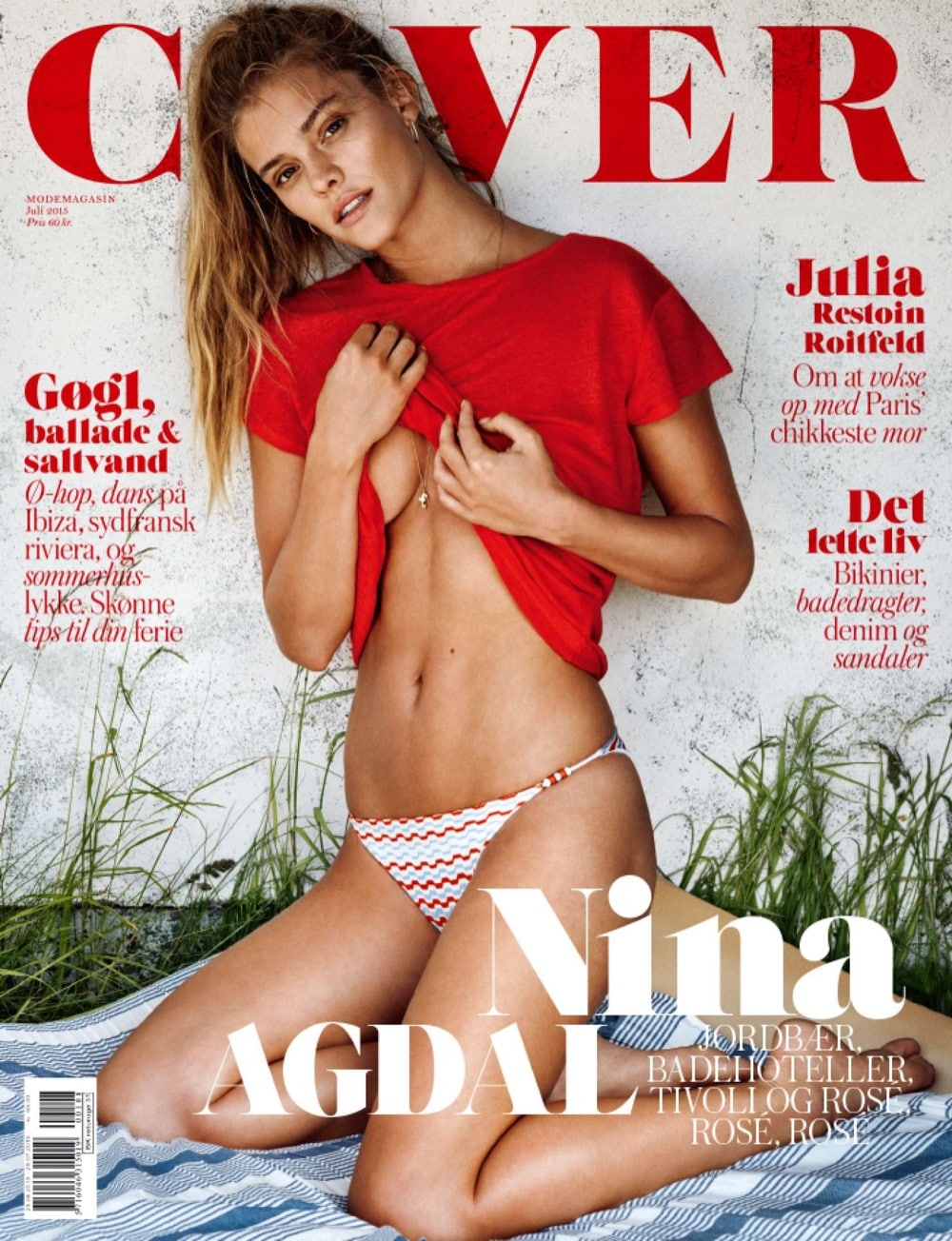 Nina-Agdal--Cover-Magazine-(July-2015)