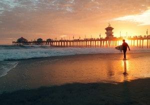 In California sui luoghi dei Beach Boys