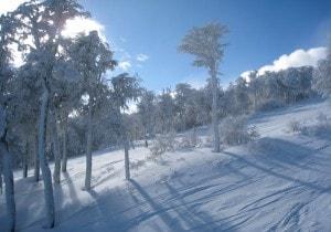 Argentina, dove sciare d'estate