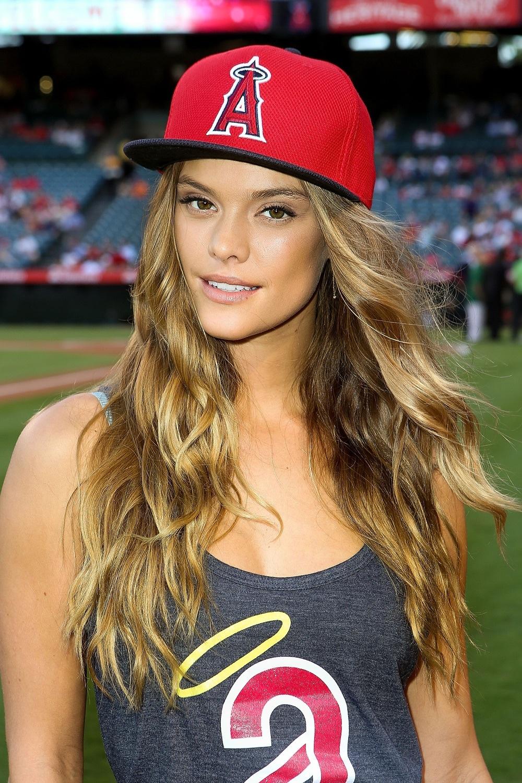 nina_agdal_baseball