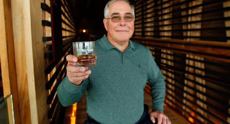 Wild Turkey cocktail bourbon whiskey