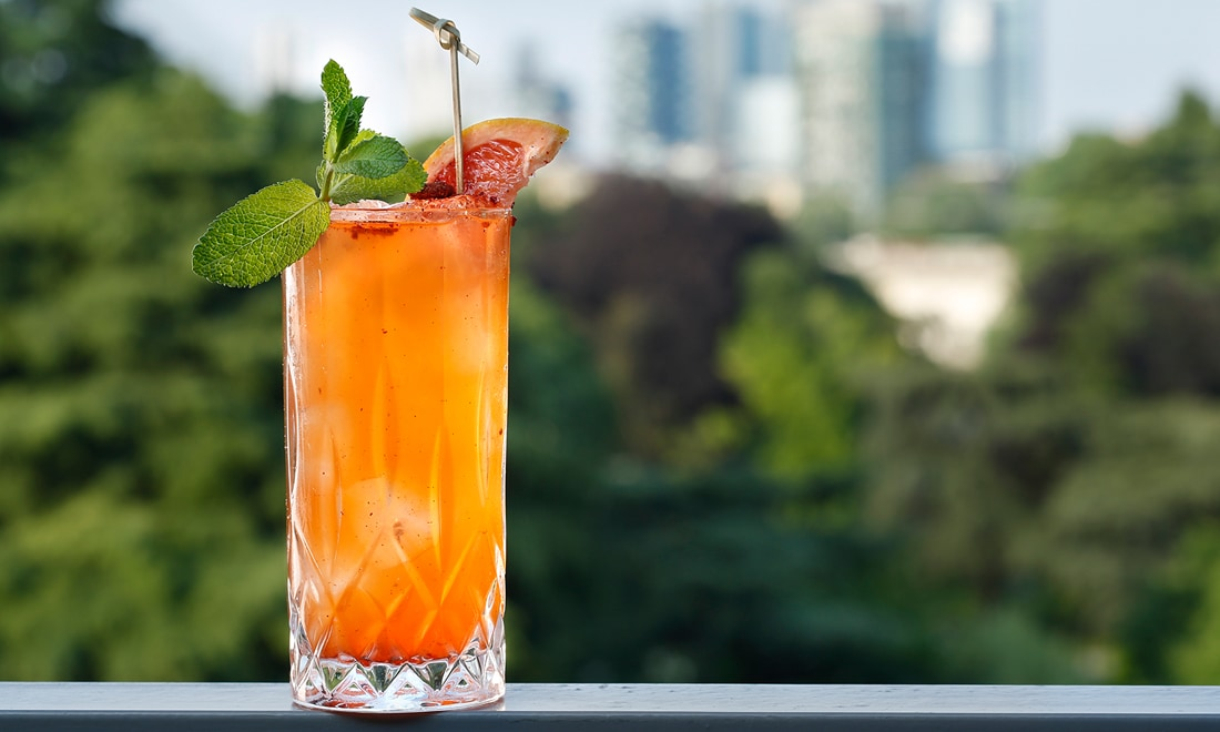 cocktail terrazza triennale luis hidalgo