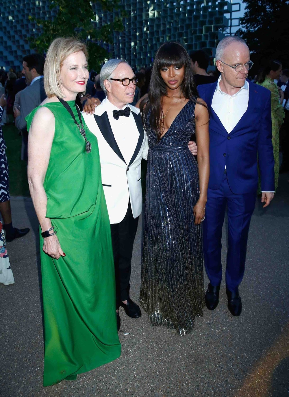 he Serpentine Summer Party Co-Hosted By Tommy Hilfiger - Inside