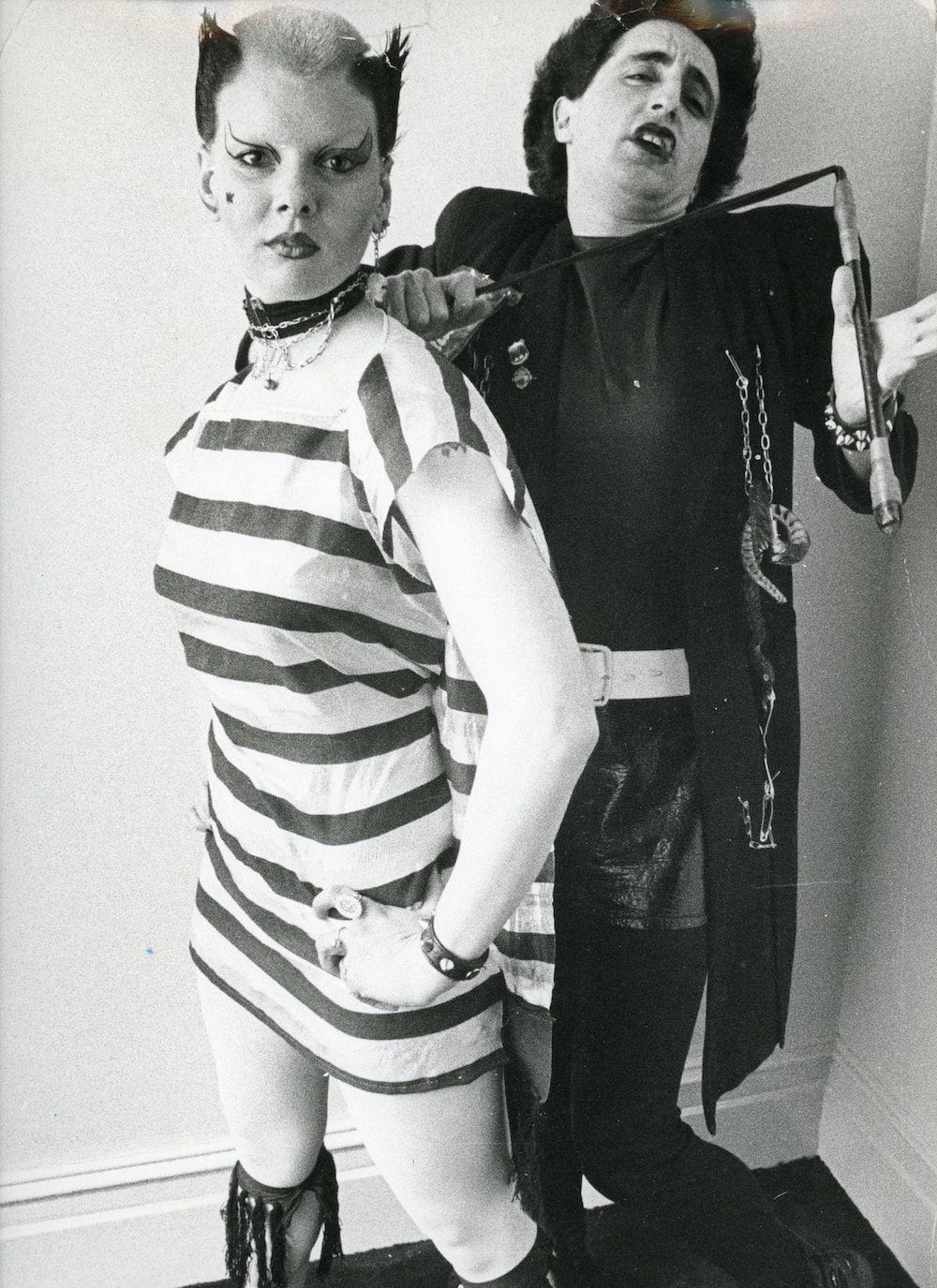 Soo Catwoman and Philip Salon