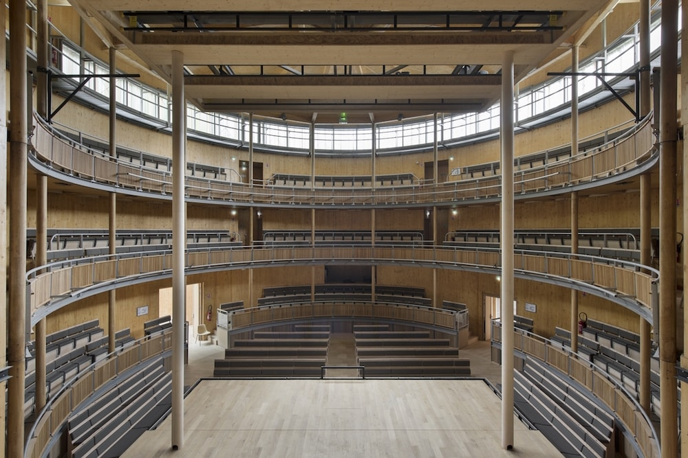 Hardelot Elizabethan Theatre