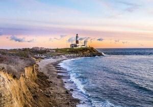 Montauk agli Hamptons: mare e natura selvaggia