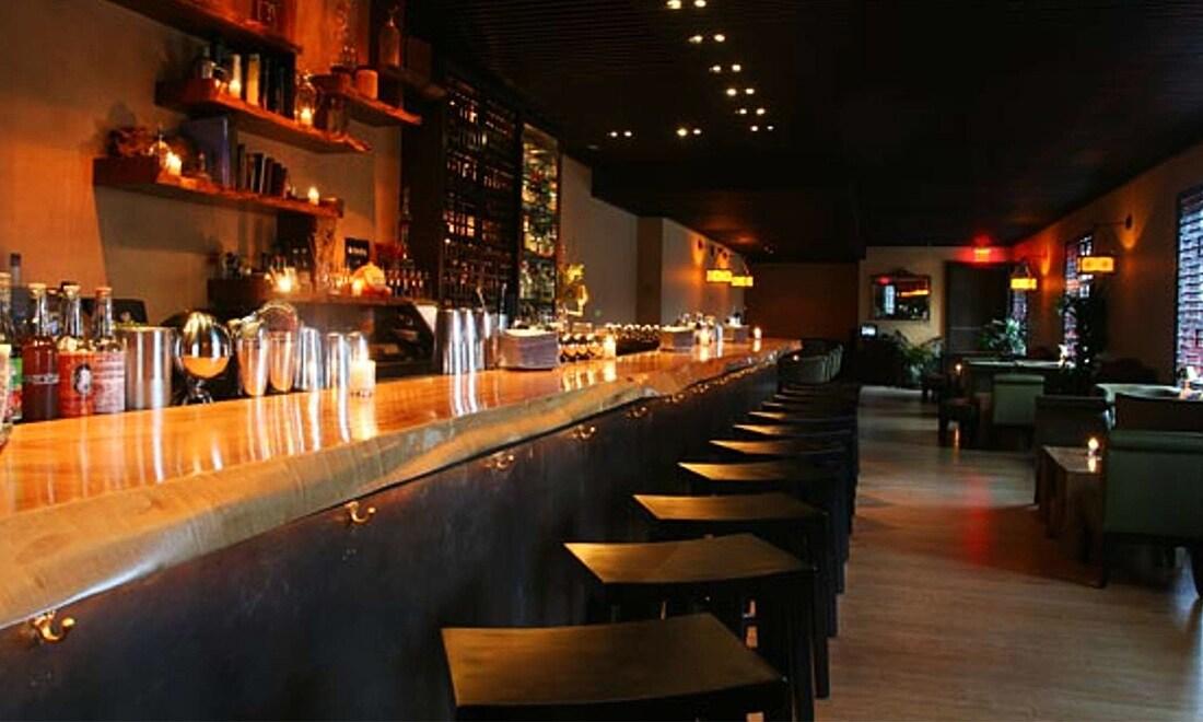cocktail bar di New York City Pegu Club