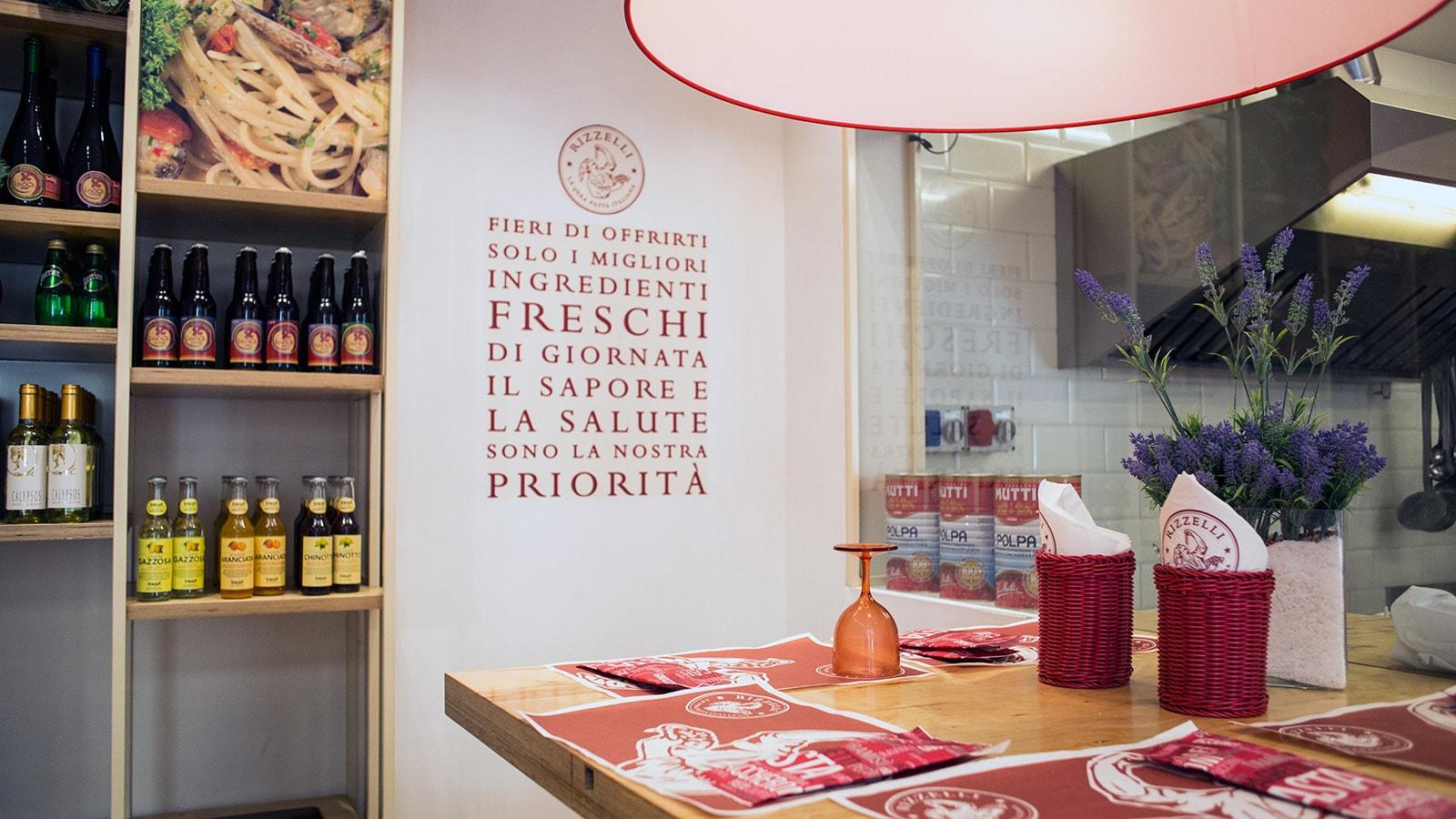 pasta, Torino