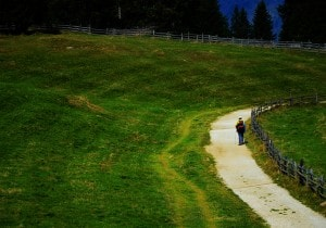 Alto Adige, trekking sul Monte San Vigilio