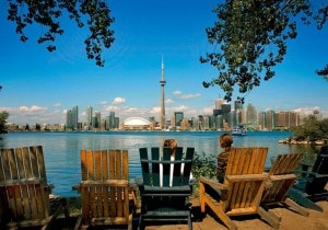Toronto in autunno, tra arte e design
