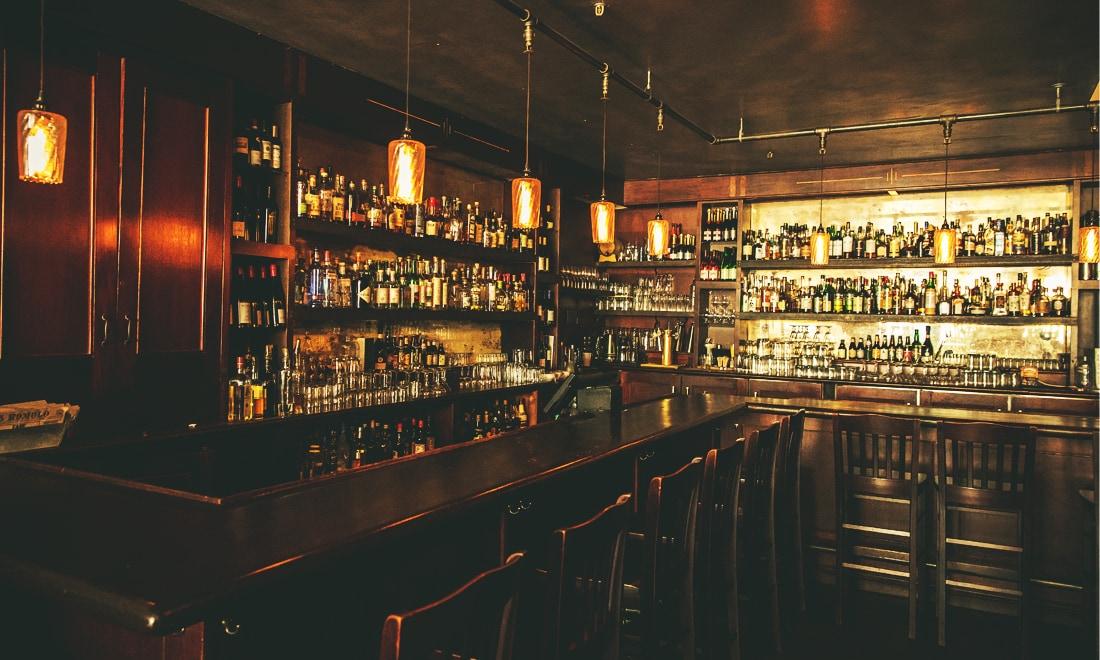 Cocktail bar San Francisco