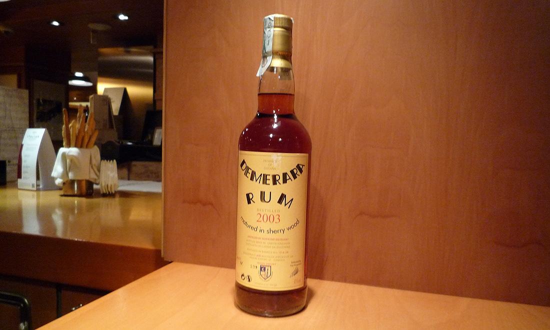 Demerara Rum Agricole