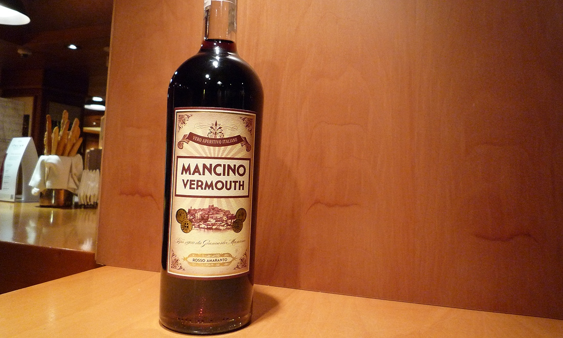 Vermouth Mancino