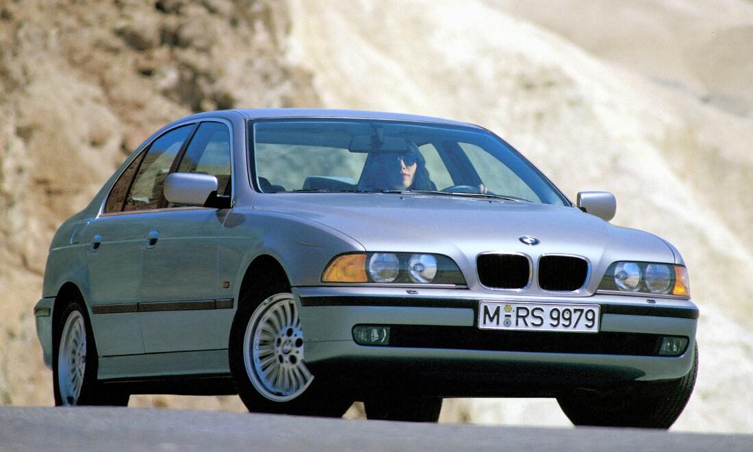 Bmw-serie-5-E39-1995
