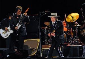 Bob Dylan, Premio Nobel per la Letteratura