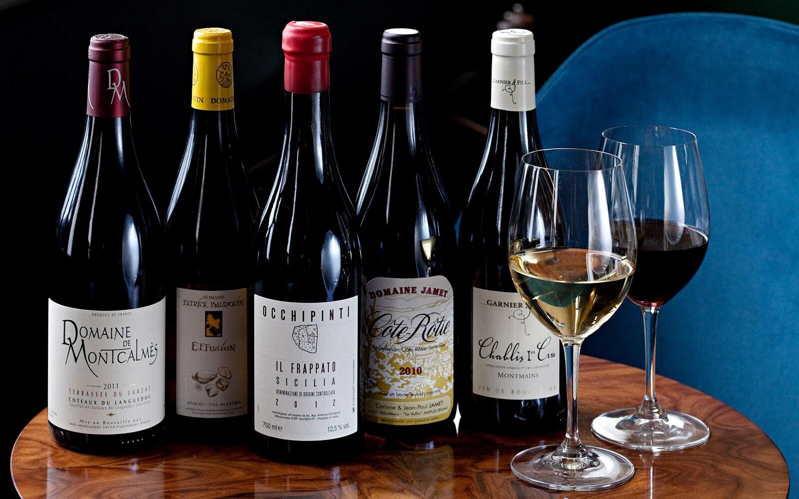 bottiglie, winesharing