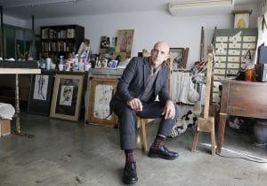 Antonio Marras: vita, diari e appunti di un creativo inarrestabile