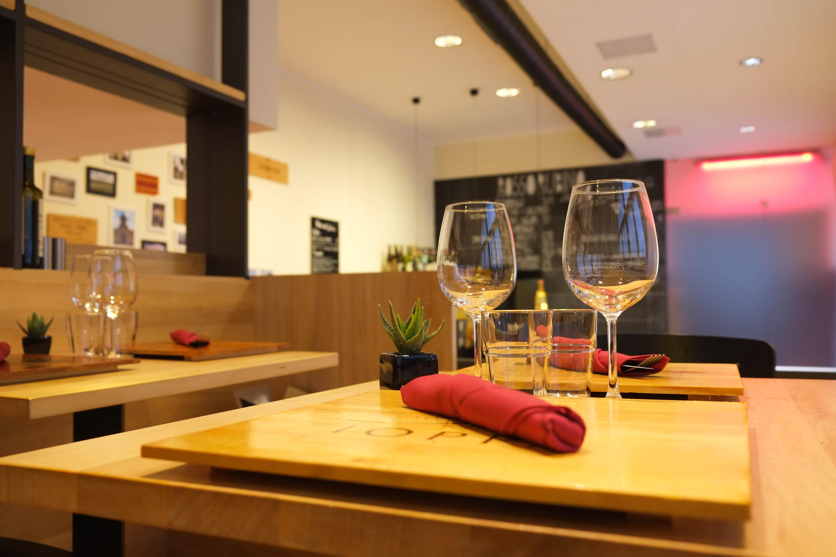 Torino, Rossorubino, winesharing