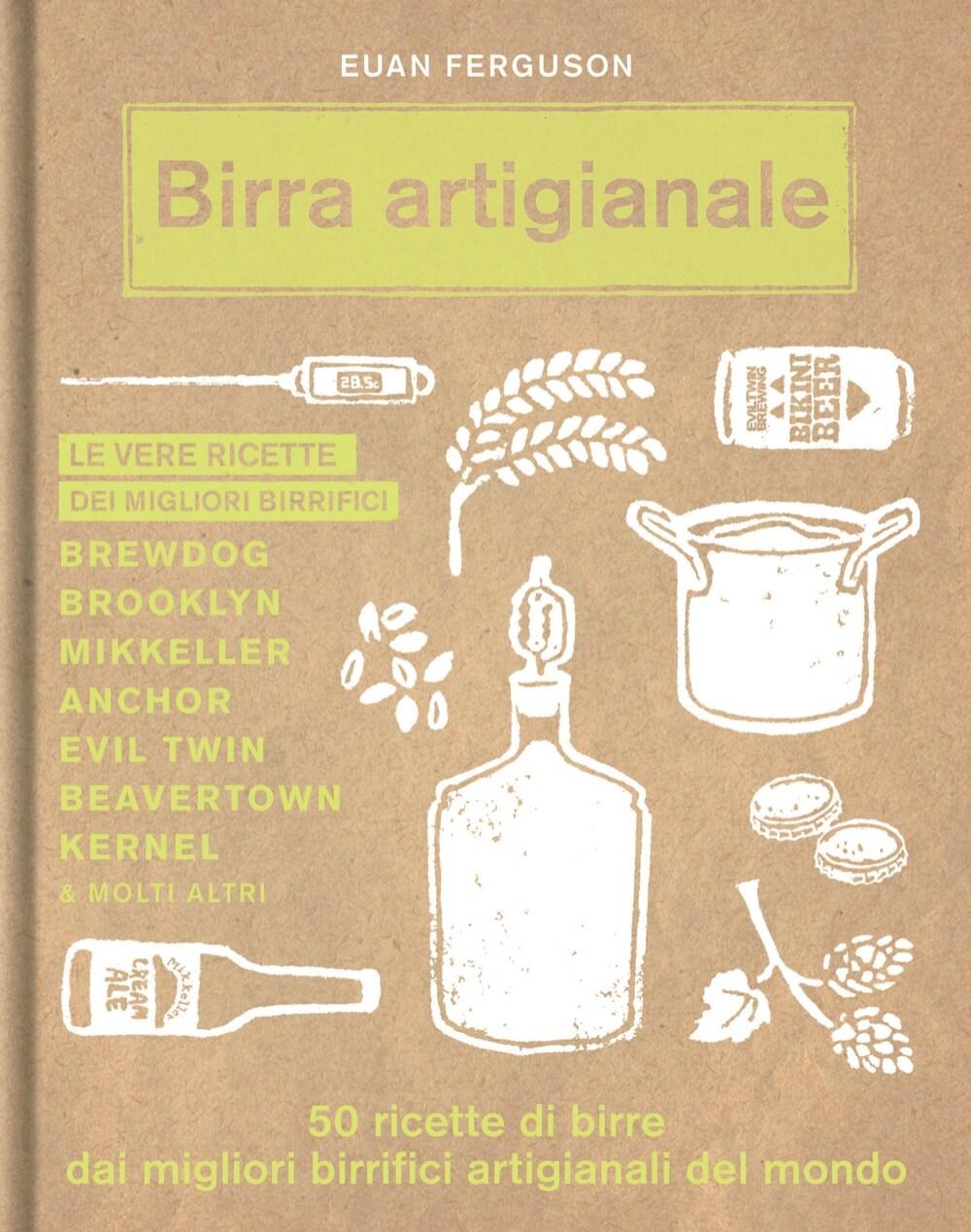 Copertina di Birra Artigianale Guido Tommasi Editore