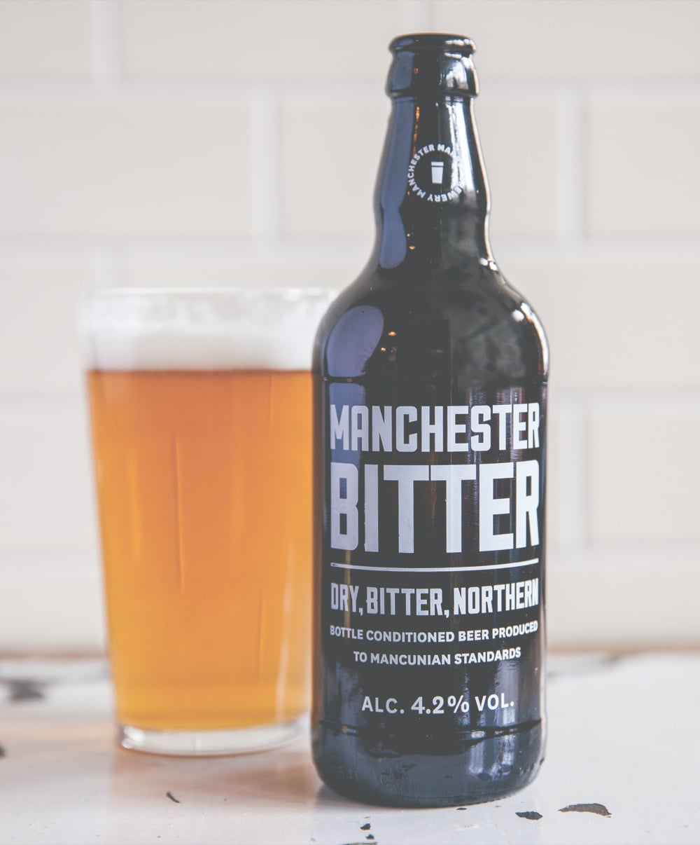 Manchester bitter - Marble Brewery