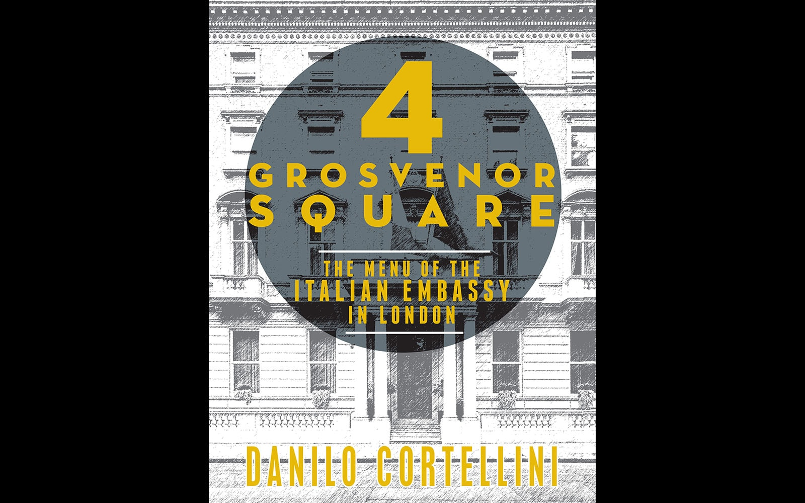 cover, 4 Grosvernor Square