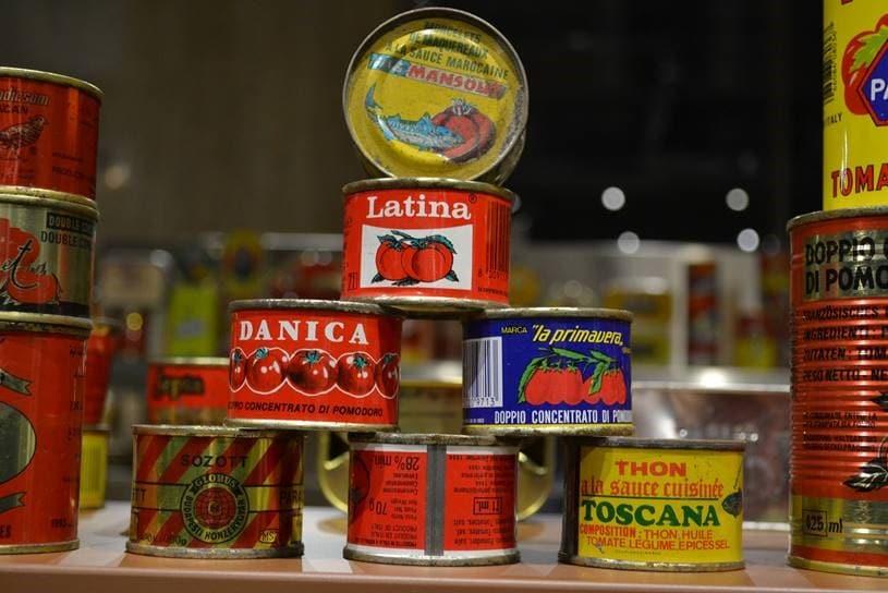 La Gioconda di Latta, da Del Tongo a Milano